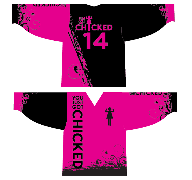 chickedhockey