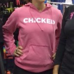 chicked hoodie
