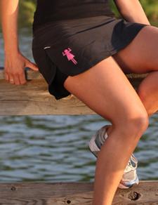 Nike Running Skirt